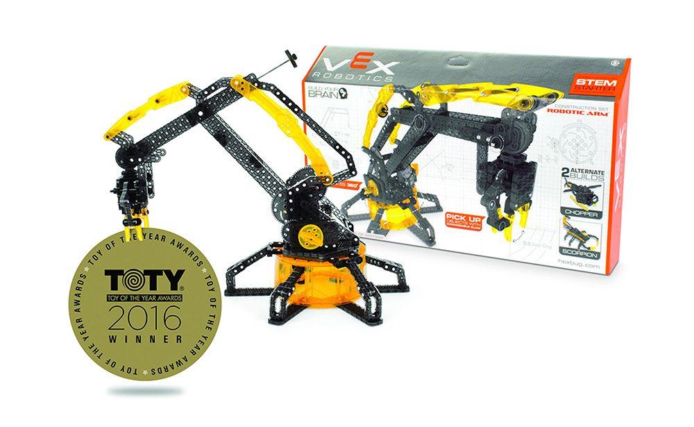 hexbug robot arm