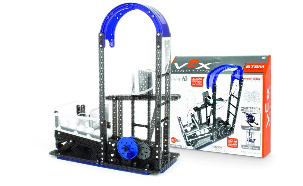 Hexbug Hook Shot Ball Machine