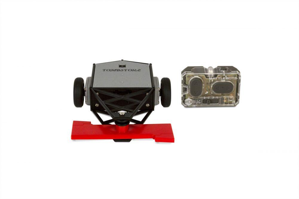 Hexbug BattleBots Remote Control Tombstone